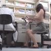 【妊娠検査】爆乳主婦の明美さん(23)関西有名産婦人科マル秘盗撮8 問診編