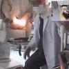 【内診台診察】美脚な25歳主婦の千明さん 関西有名産婦人科マル秘盗撮9 内診台診察編