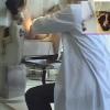【内診台診察】美人な小学校教諭の陽子さん(21) 関西有名産婦人科マル秘盗撮10 内診台診察編