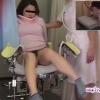【美人妊婦】背徳の内診台診察隠し撮り 産婦人科診察#018B-2 サユリさん(28)内診台診察編2