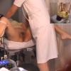 美人人妻・内診台診察 産婦人科診察#020B-1 アキさん(30)の内診台診察編
