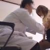 【小ぶりだけど美乳なOLケイコさん(24)】 問診・触診編 産婦人科診察#021A-1