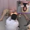 23歳OLノリコさんの羞恥の内診台診察(後半)~ 婦人科診察のすべて File28-b