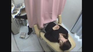 ~羞恥の内診台診察(後半) 26歳の主婦ユウコさん ~新・婦人科診察のすべてFile02-C