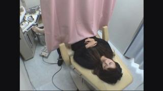 ~羞恥の内診台診察(後半) 21歳・接客業 カオリさん ~ 新・婦人科診察のすべてFile03-C