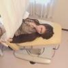 ドクハラ婦人科医#011 21のミニスカ歳学生 中絶後検査 内診台診察