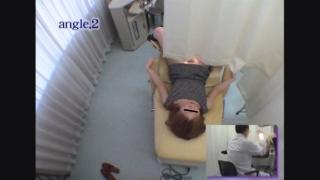 都市型産婦人科クリニックFile05 24歳 接客業・生理痛 内診台診察