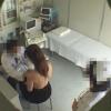 脱いだら意外と巨乳だった28歳さんOLクミさんの問診 レディースクリニック検診隠し撮り No.10