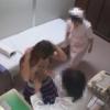 ワイセツ婦人科医の過剰診察記録 #File13-A ~28歳フリーターのタカコさん 生理痛~ 問診・触診編