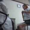 鬼畜の産婦人科診察隠し撮り File02-A 25歳のメガネ美人主婦アヤコさん 妊娠 問診