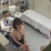 スリムなのに想像以上の巨乳だった女子大生ユキエさん(20)の問診シーン レディースクリニック検診隠し撮り No.27