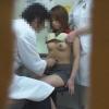 美脚で美巨乳♪女子大生アキさん(20) ~触診~ 婦人科診察のすべて  File03