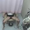 黒髪の美人主婦ヨウコさん(33) ~内診台診察(前半)~ 婦人科診察のすべて File04-b