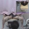 専業主婦のヒトミさん(26)の開脚内診台診察(前半)・・・ 婦人科診察のすべて File15-b