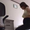 【妊娠8か月の主婦サユリさん(28)】 問診・触診編 産婦人科診察#018A-1