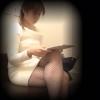 ミニスカ網タイツがセクシーなOLジュンコさん(24) ~待合室・採尿~ 婦人科診察のすべて  File27-a
