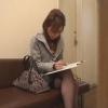 飲食業店員のルミさん(20) ~待合室~ 新・婦人科診察のすべてFile01-A